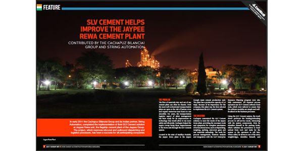Jaypee Rewa Cement Plant