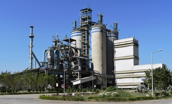 SLV Cement implemented in Butibori, India