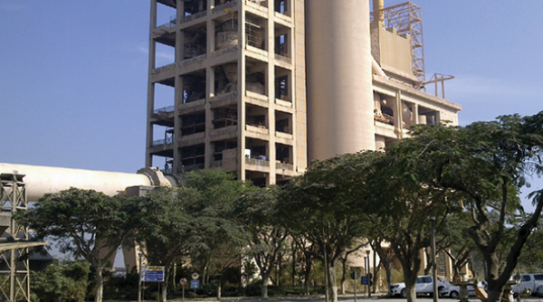 SLV Cement in Cimentos Moçambique